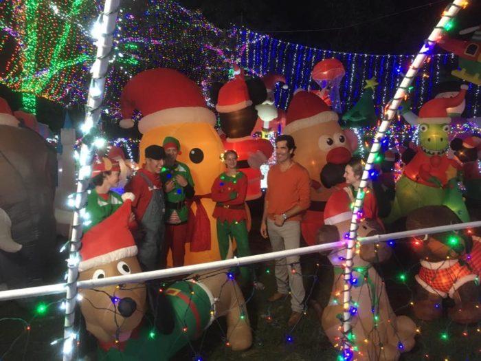 Texas Christmas Lights