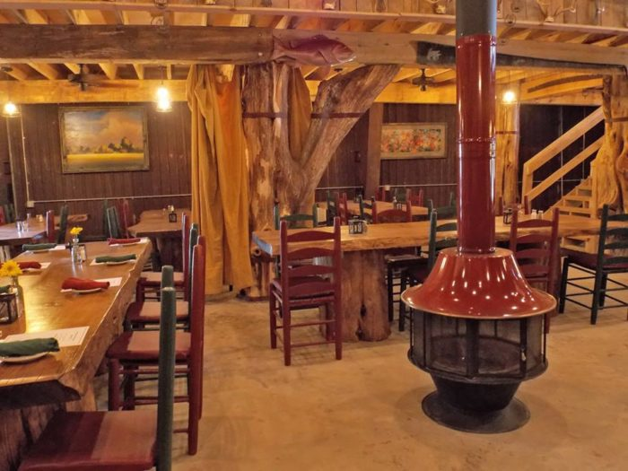 This Rustic Steakhouse In Mississippi Is A Carnivores