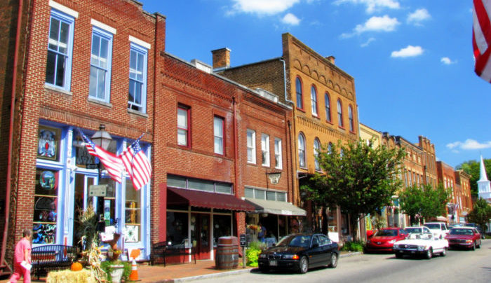 11 Of The Best Small Towns To Visit In Tennessee In 2018