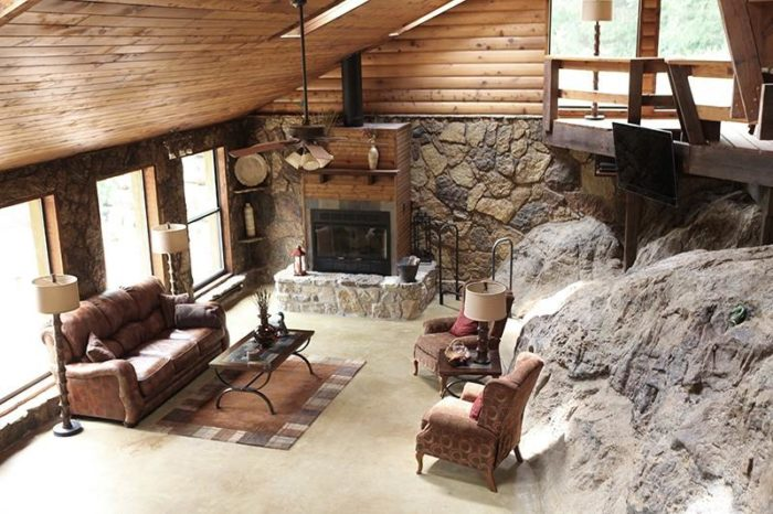 You Can Finally Stay Overnight In This Luxurious Cave In