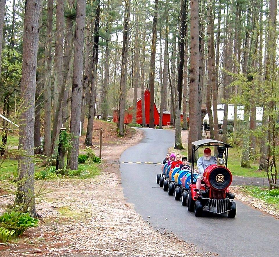 Whispering Pines Is A Rhode Island Campground That Is