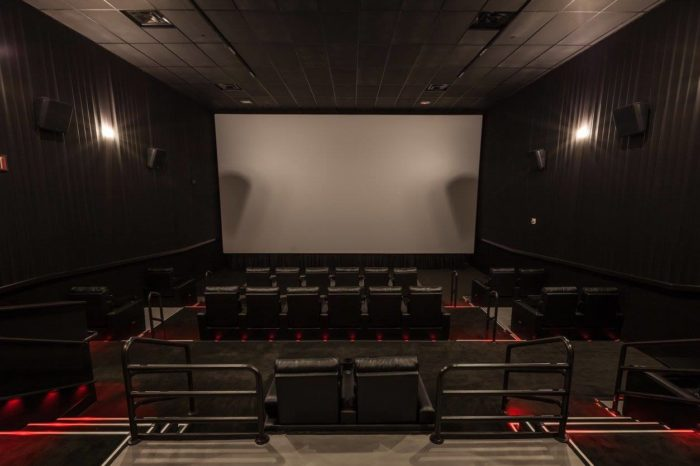 Ohio Movie Theater Restaurant Envision Cinemas Bar  Grille