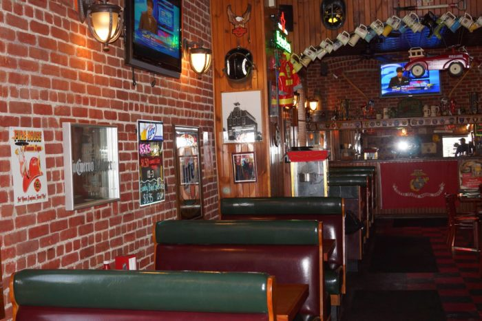 Dont Miss The Best Firehouse Themed Restaurant In New Jersey