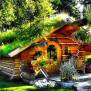 Enjoy A Magical Stay At This Alaskan Hobbit House Right On