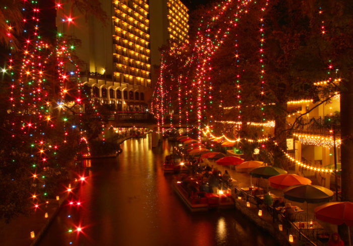 These Are The 10 Most Charming Christmas Towns In Texas