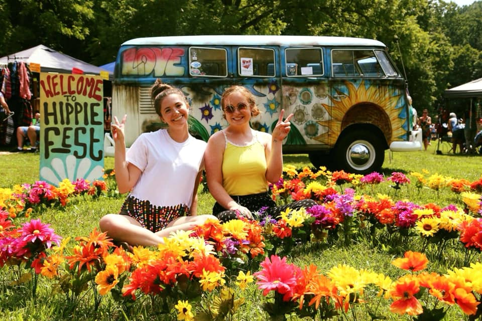 Hippie Fest In Angola Indiana Is The Best Hippie Festival In The World