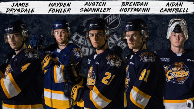 5 Erie Otters Among 57 OHL Players Included on NHL Central Scouting's  Midterm Draft Rankings – Erie Otters