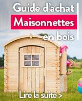 cabane et maison en bois pour enfant