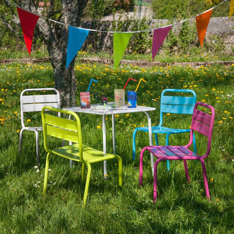 gartenmobel children fur kinder 1 tisch und 4 stuhle