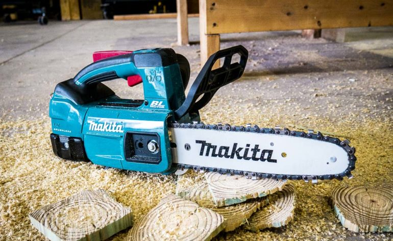 Makita Chainsaw 18v Review