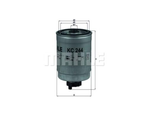 small resolution of mahle fuel filter kc244 saab 9 3 single
