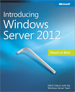Introducing Windows Server 2012