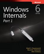 Windows Internals, Part 1, Sixth Edition