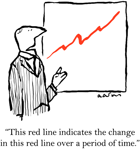 Red Line cartoon