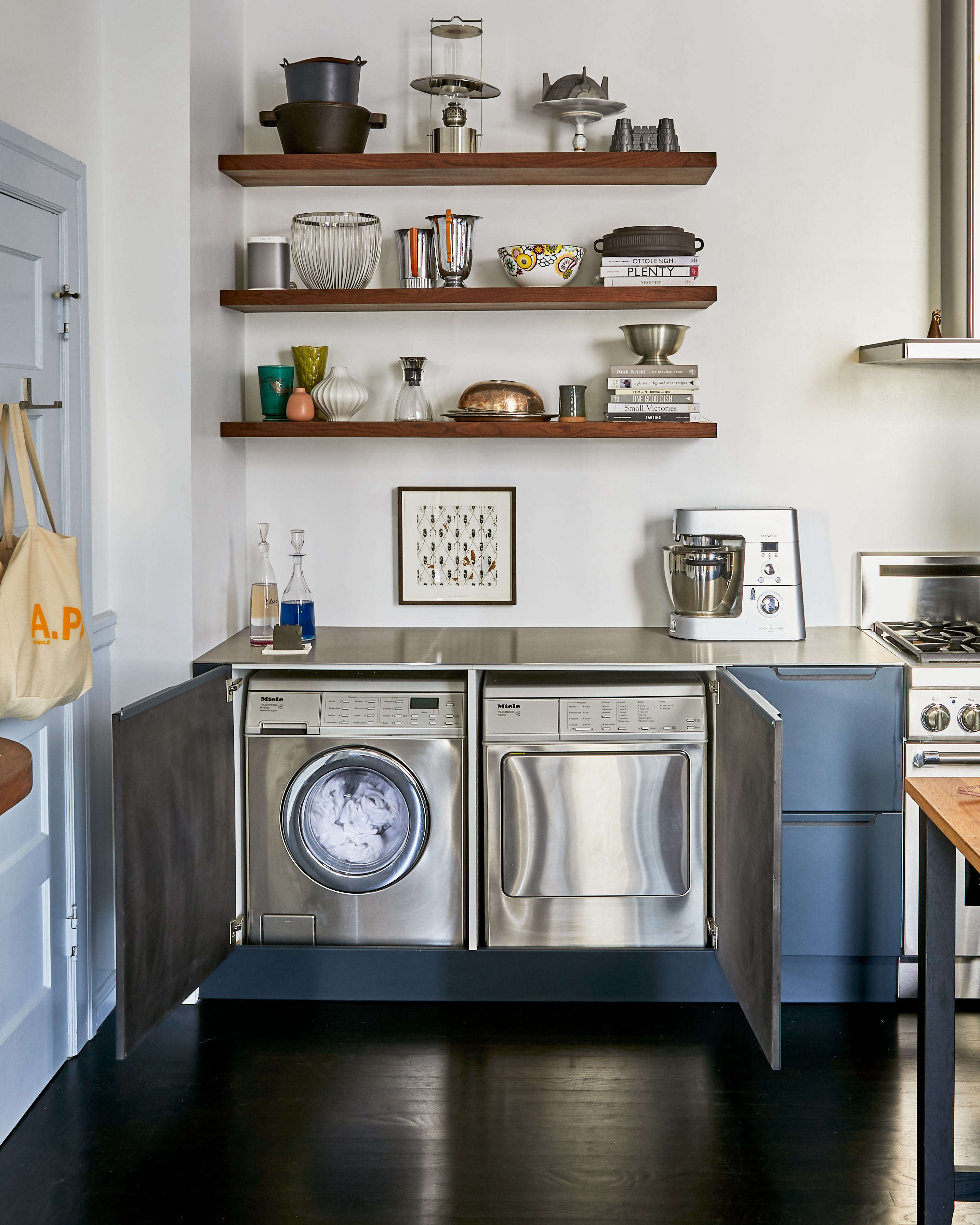 Kitchen Design And Laundry