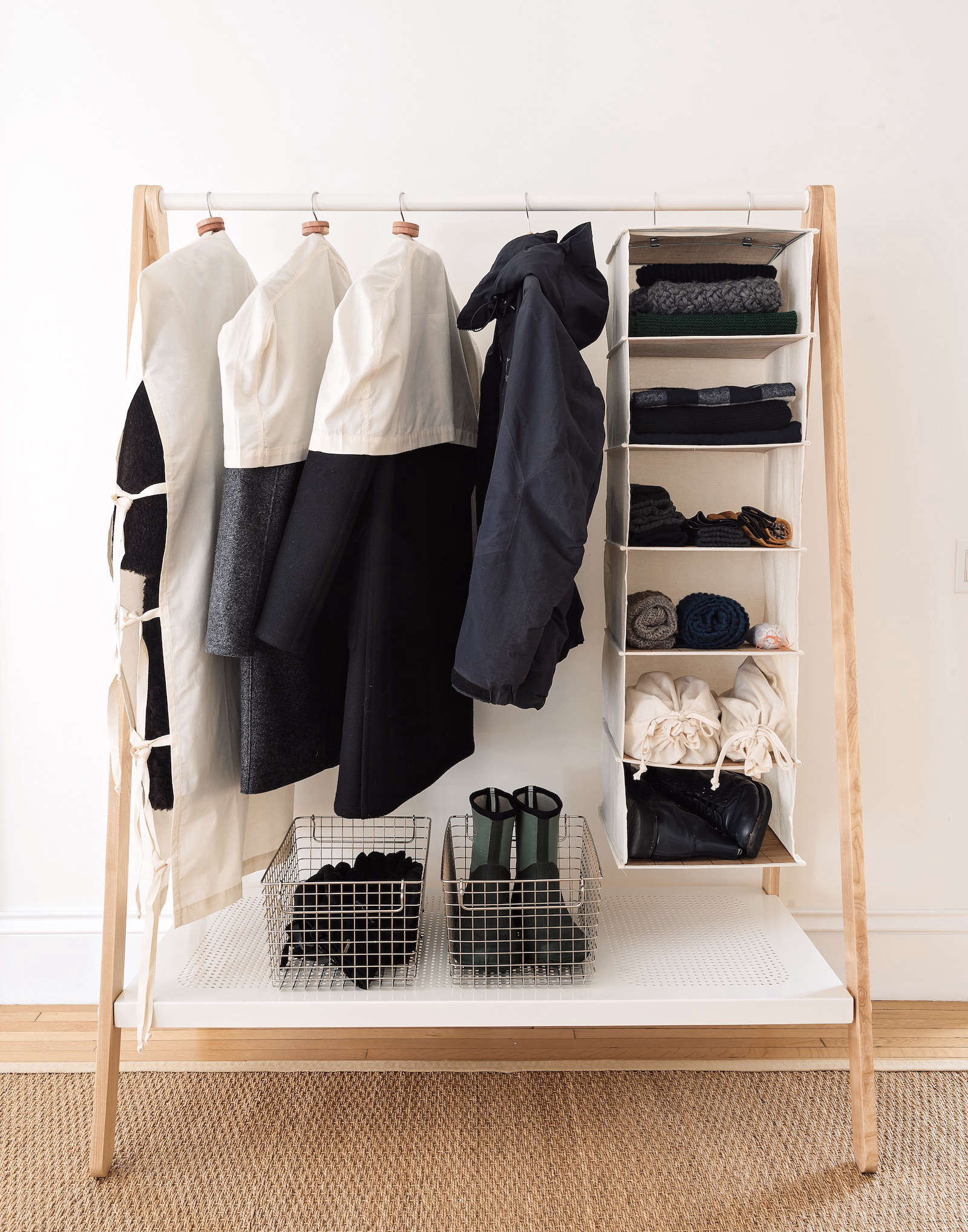 5 Tips For Storing Your Out Of Season Clothing The