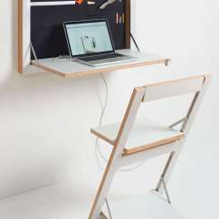 Folding Chair Desk Walker Transport Space Saving Fold Out Tables Shelves And Desks From Berlin Flapps By Ambivalenz Down