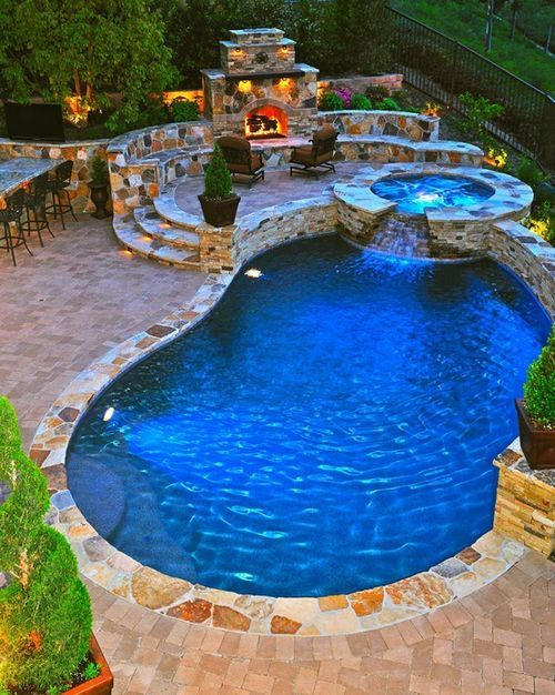 9 pool patio ideas and designs that