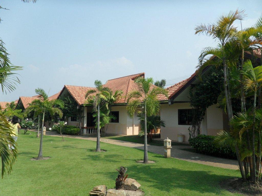 Gostinicy Ryadom S Golfom Klubom Crystal Vau Golf Club Chonburi