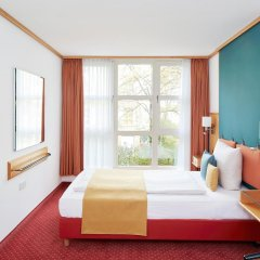 Living Hotel Am Olympiapark By Derag In Munich Germany From