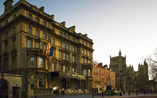 Bristol Marriott Royal Hotel In Bristol United Kingdom From