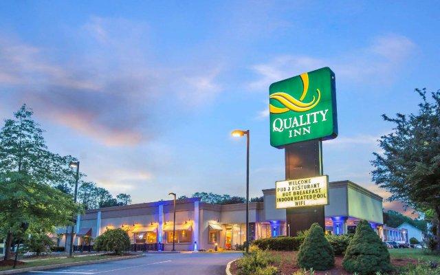 Quality Inn Conference Center In Brattleboro United