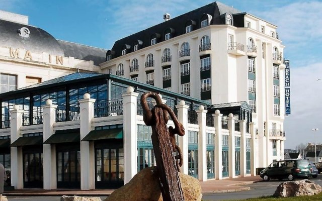 Beach Hotel In Trouville Sur Mer France From 90 Photos