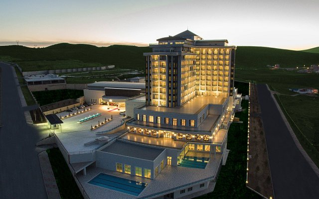 Alila Deluxe Thermal Hotel Spa In Afyonkarahisar Turkey
