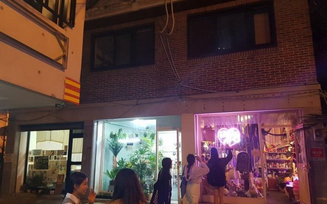 Hongdae Sopoong The Urban In Seoul South Korea From 233