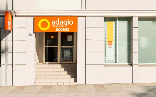 Aparthotel Adagio Access Nice Magnan In Nice France From 67