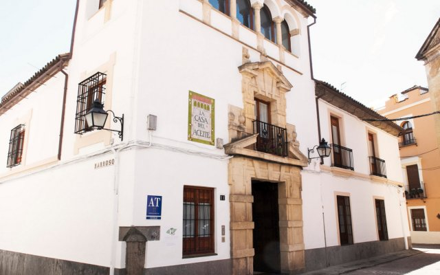 La Casa Del Aceite Apartments In Cordoba Spain From 102