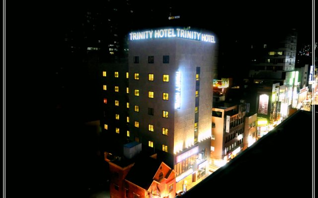 Trinity Hotel In Busan South Korea From 64 Photos