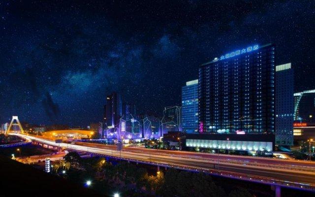 Days Hotel Suites Dading Chengdu In Chengdu China From 124