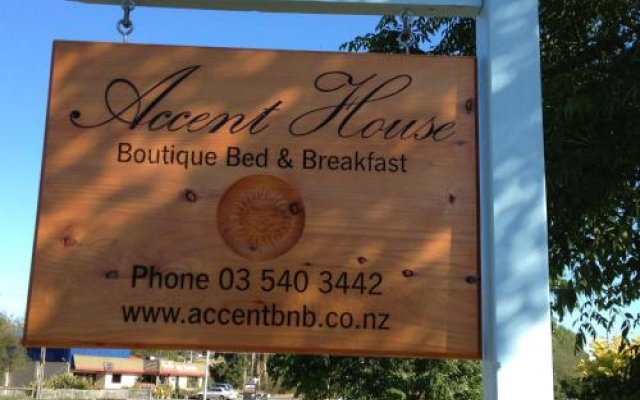 Accent House Luxury Boutique Bed Breakfast In Mapua New