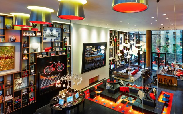 citizenm new york bowery in new york