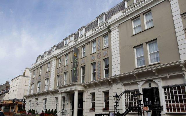 Best Western Royal Hotel Jersey In Saint Helier United