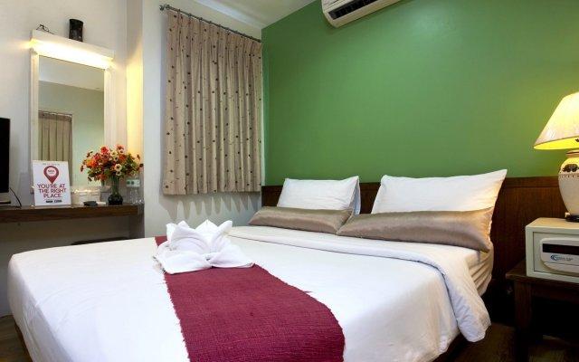 Nida Rooms Rambutri 147 Grand Palace In Bangkok Thailand