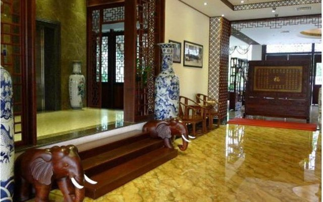 Hai Hua Yu Boutique Hotel In Haikou China From 79 Photos