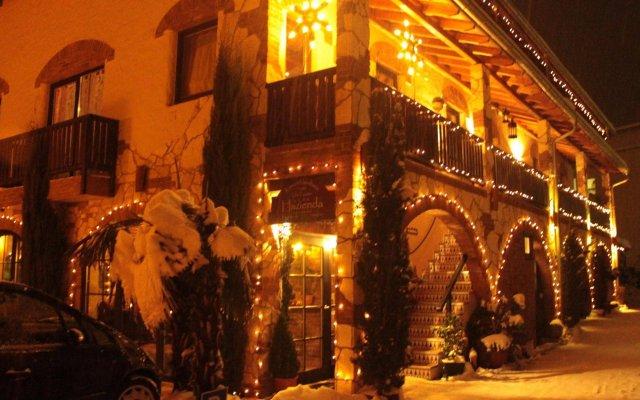 Hotel Hazienda Romantiklandhaus In Gernsbach Germany From