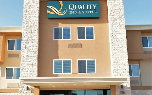 Quality Inn Suites Plano East Richardson In Plano