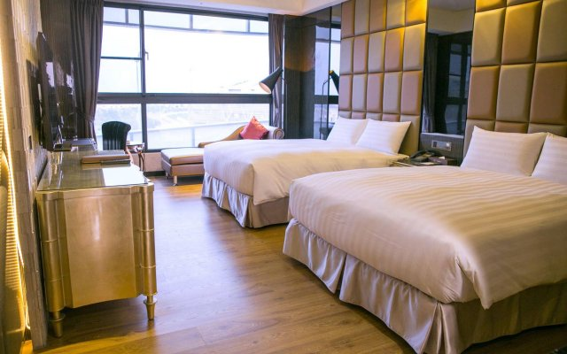 Sun Hao International Hotel In Douliou Taiwan From 113