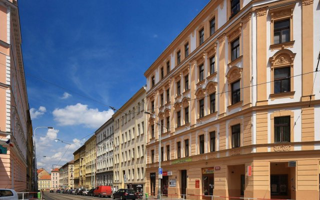 Residence Tabor Hotel In Prague Czech Republic From 64