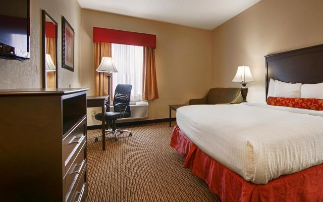 Best Western River City Hotel Decatur United States Of
