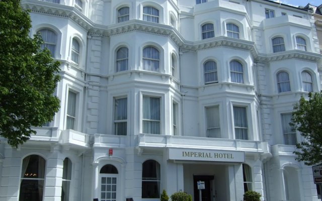 Imperial Hotel In Eastbourne United Kingdom From 89
