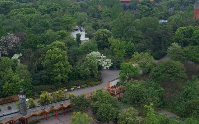 Boke Manor Tea Hotel In Chengdu China From 66 Photos