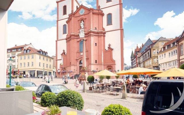 Top Cityline Hotel Platzhirsch Fulda In Fulda Germany From