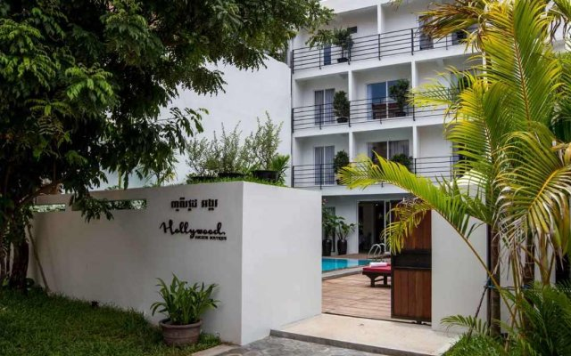Hollywood Angkor Boutique Hotel In Siem Reap Cambodia From