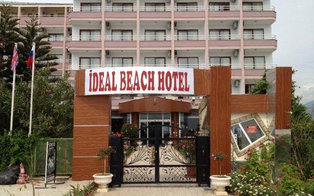 Royal Ideal Beach Hotel In Alanya Turkey From 49 Photos