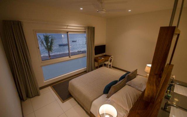 L Escale 3 Bedrooms Beachfront Duplexe Suite By Dream