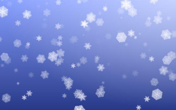 Christmas Snow Falling Wallpaper Lotsasnow A Simple Falling Snow Screensaver For Mac Os X